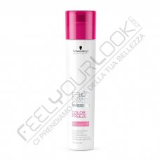 SCHWARZKOPF BONACURE COLOR FREEZE RICH SHAMPOO 250 ml / 8.45 Fl.Oz