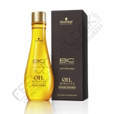 SCHWARZKOPF BONACURE OIL MIRACLE FINISHING TREATMENT 100 ml / 3.38 Fl.Oz