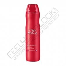 WELLA BRILLANCE SHAMPOO CAPELLI NORMALI-FINI 250 ml / 8.45 Fl.Oz
