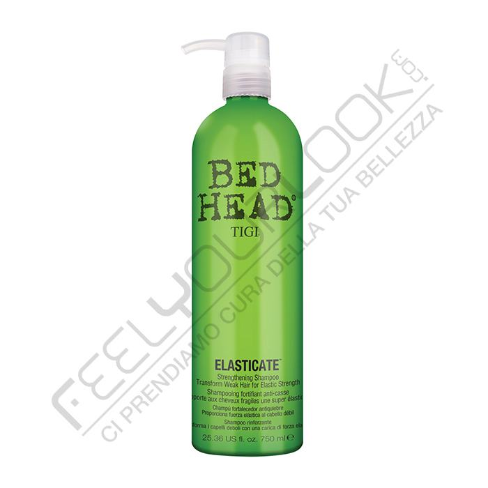 Tigi Elasticate Strengthening Shampoo 750 Ml 25 36 Fl Oz