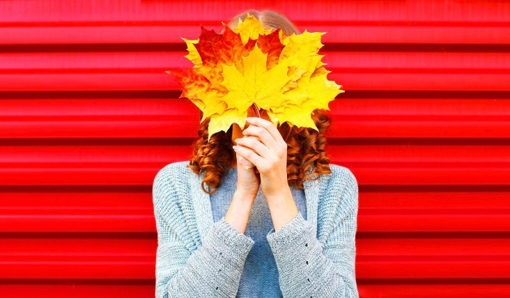Come rinforzare i capelli in autunno