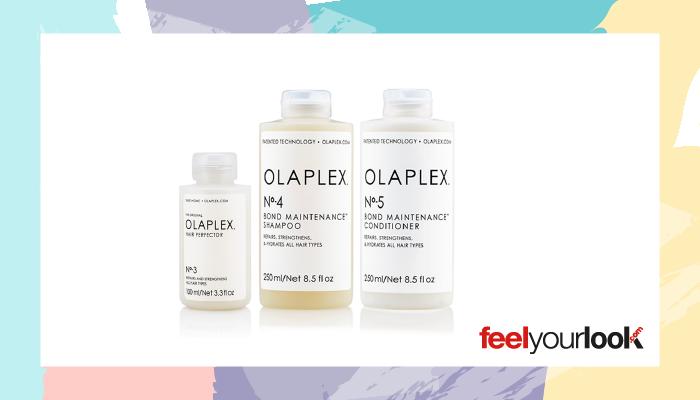 Prodotti Olaplex 3,4 e 5