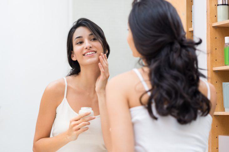 idratare pelle del viso