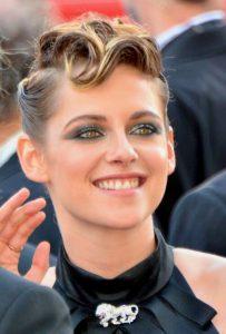 Kristen Stewart taglio capelli corti