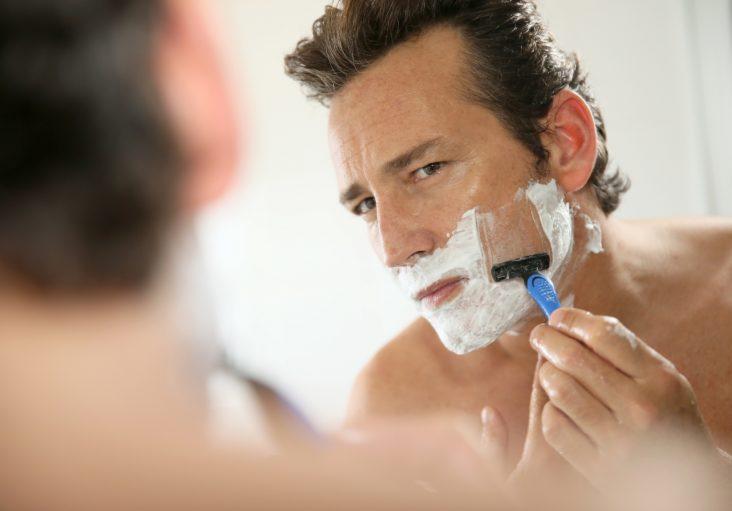 Evitare irritazioni da barba