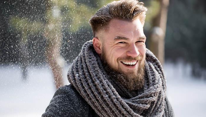 acconciature inverno uomo