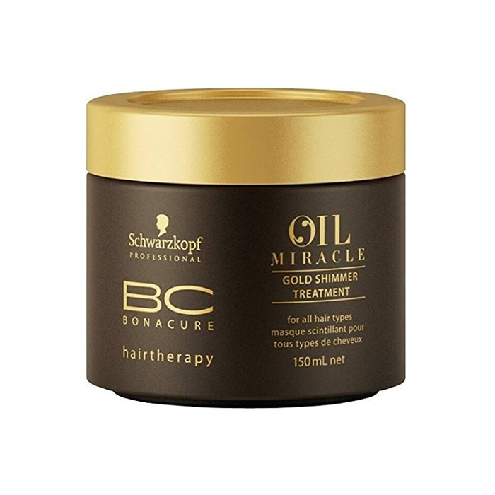 39e9a9b3b9 SCHWARZKOPF BONACURE OIL MIRACLE GOLD SHIMMER TREATMENT 150 ml / 5.07 Fl.Oz  | ALL ITEMS | Feel Your Look