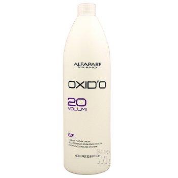 ALFAPARF OXIDO 20 VOL. (6%) 1000 ml / 33.81 Fl.Oz