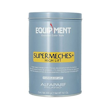 ALFAPARF EQUIPMENT SUPERMECHES HIGH LIFT 9 TONI 400 g / 14.10 Oz