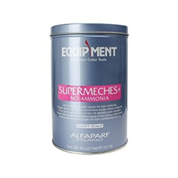 ALFAPARF EQUIPMENT SUPERMECHES NO AMMONIA 400 g / 14.10 Oz