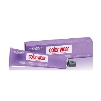 ALFAPARF COLOR WEAR METALLIC GREY BLACK 7 - 60 ml / 2.03 Fl.Oz