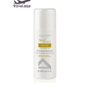 ALFAPARF DIAMOND ILLUMINATING MINI SHAMPOO 60 ml / 2.03 Fl.Oz