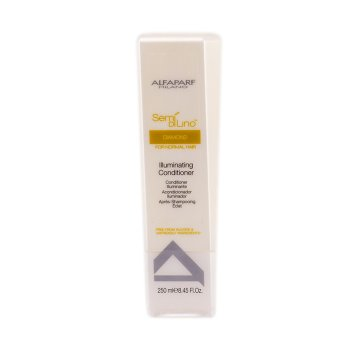 ALFAPARF DIAMOND ILLUMINATING CONDITIONER 250 ml / 8.45 Fl.Oz