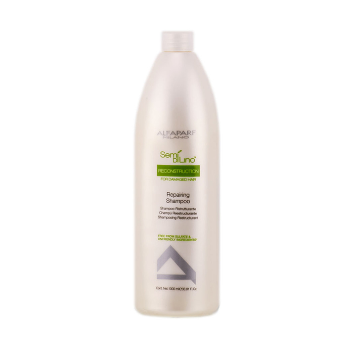 ALFAPARF REPARATIVE SHAMPOO 1000 ml / 33.81 Fl.Oz