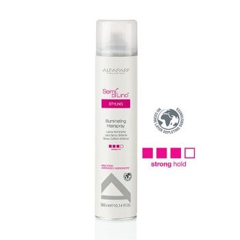 ALFAPARF ILLUMINATING HAIRSPRAY 300 ml / 8.92 Fl.Oz