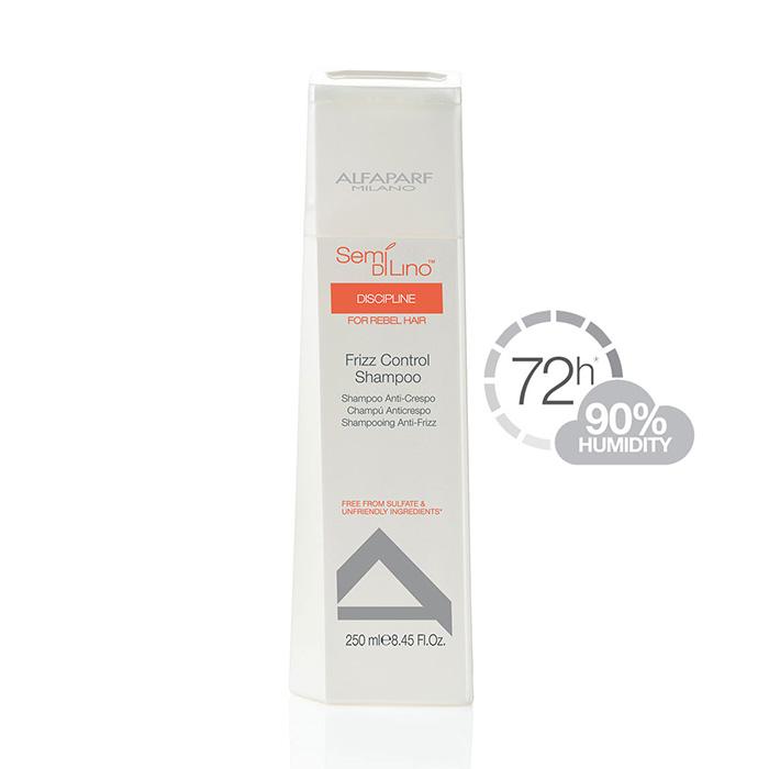 ALFAPARF DISCIPLINE FRIZZ CONTROL SHAMPOO 250 ml / 8.45 Fl.Oz