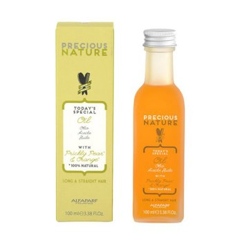 ALFAPARF PRECIOUS NATURE LONG STRAIGHT HAIR OIL 100 ml / 3.38 Fl.Oz