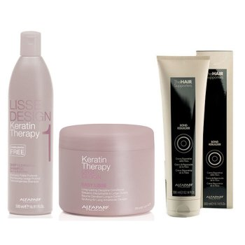 ALFAPARF LISSE KIT HAIR BOTOX