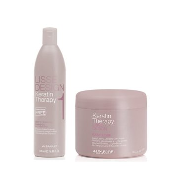 ALFAPARF LISSE KIT EASY LISSE TREATMENT
