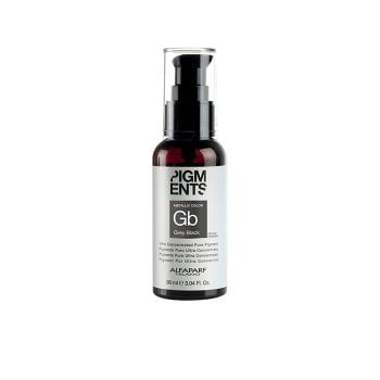 ALFAPARF PIGMENTS GB GREY BLACK 90 ml / 3.04 Fl.Oz