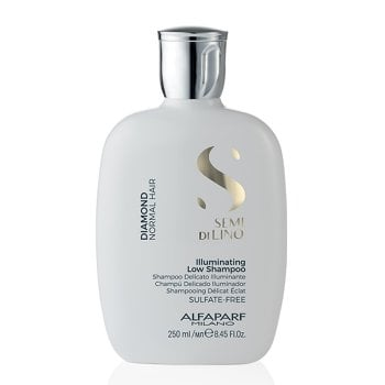 ALFAPARF SEMI DI LINO DIAMOND ILLUMINATING LOW SHAMPOO 250 ml / 8.45 Fl.Oz