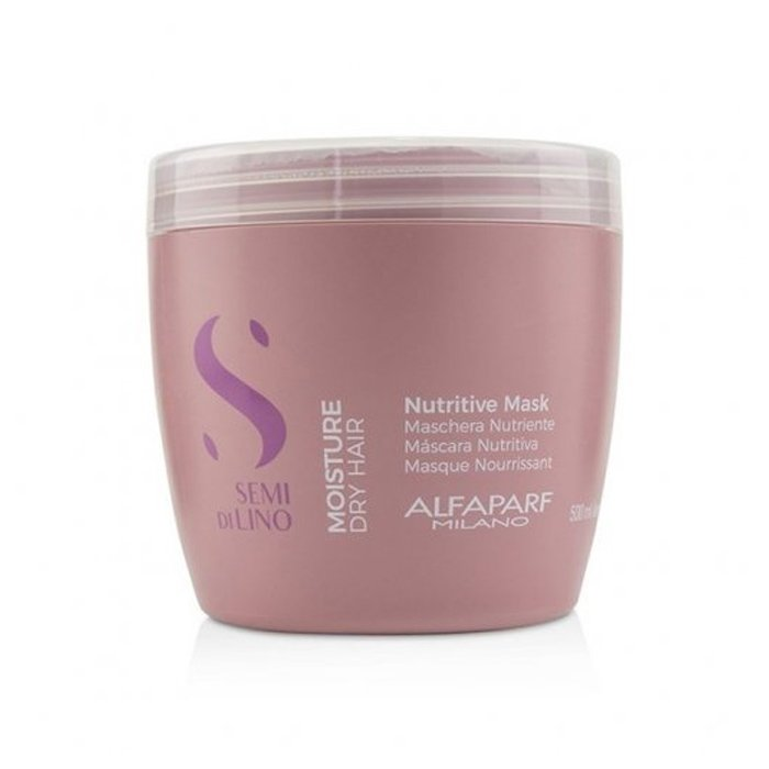 ALFAPARF SEMI DI LINO NUTRITIVE MASK 500 ml / 16.90 Fl.Oz