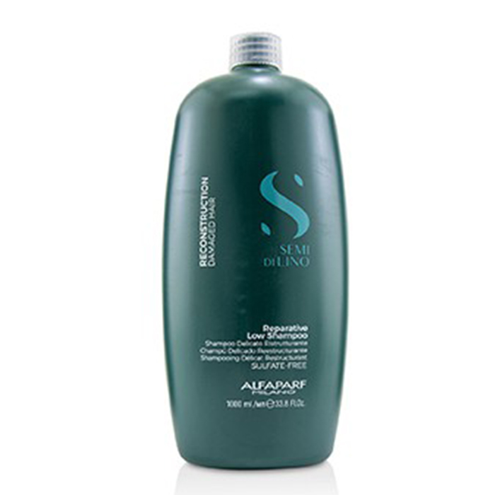 ALFAPARF SEMI DI LINO REPARATIVE SHAMPOO LOW 1000  ml / 33.81 Fl.Oz