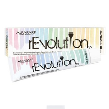 ALFAPARF REVOLUTION PASTEL MYSTIC MINT (GREEN) 90 ml / 3.04 Fl.Oz