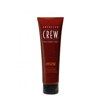 AMERICAN CREW LIGHT HOLD GEL 250 ml / 8.40 Fl.Oz