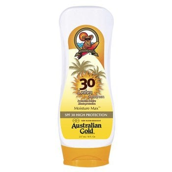 AUSTRALIAN GOLD SPF 30 LOTION SUNSCREEN 237 ml / 7.00 Fl.Oz