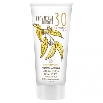 AUSTRALIAN GOLD BOTANICAL SPF 30 LOTION 150 ml / 5.00 Fl.Oz