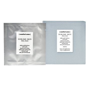 COMFORT ZONE SUBLIME SKIN PEEL PADS 14 PZ