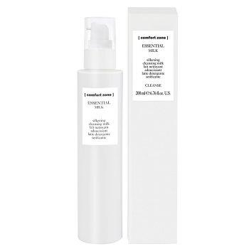 COMFORT ZONE ESSENTIAL CLEANSING MILK 200 ml / 6.76 Fl.Oz