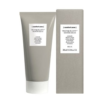 COMFORT ZONE TRANQUILLITY SHOWER CREAM 200 ml / 6.76 Fl.Oz