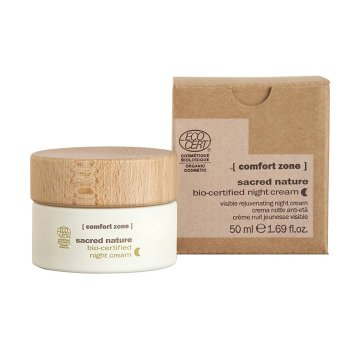 COMFORT ZONE SACRED NATURE NIGHT CREAM 50 ml / 1.69 Fl.Oz