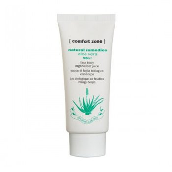 COMFORT ZONE NATURAL REMEDIES ALOE VERA 100 ml / 3.38 Fl.Oz