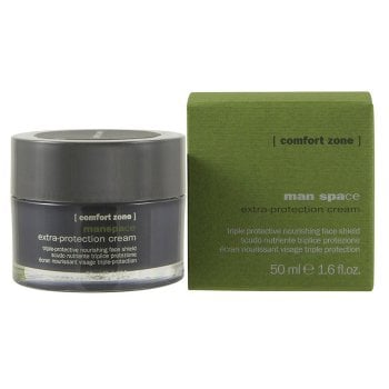 COMFORT ZONE MAN SPACE EXTRA PROTECTION CREAM 50 ml / 1.69 Fl.Oz