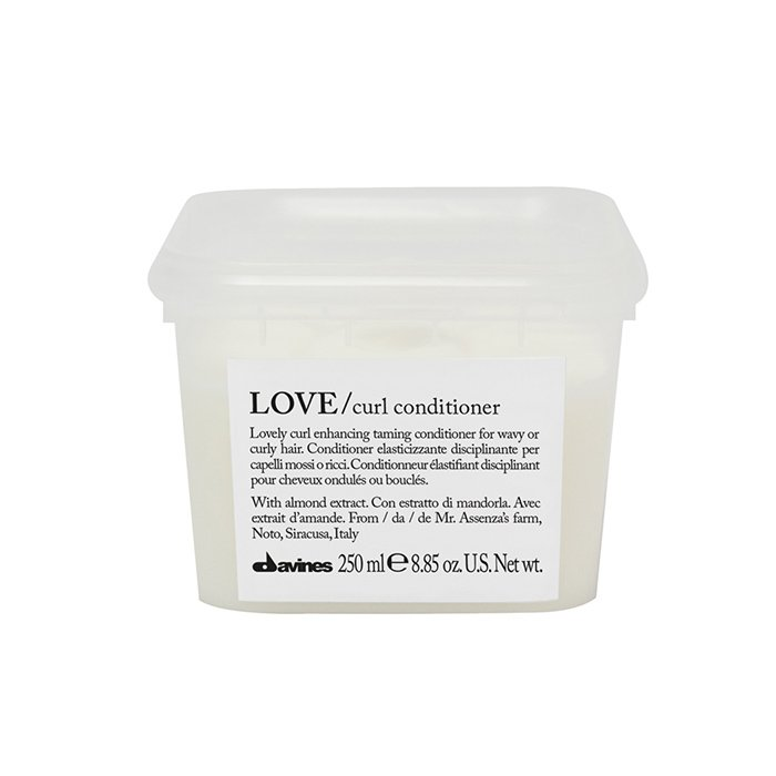 DAVINES ESSENTIAL HAIRCARE LOVE CURL CONDITIONER 250 ml / 8.85 Fl.Oz