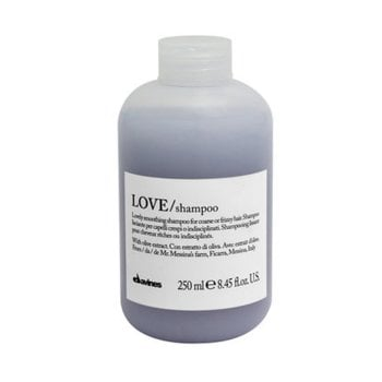 DAVINES ESSENTIAL HAIRCARE LOVE SMOOTH SHAMPOO 250 ml / 8.45 Fl.Oz