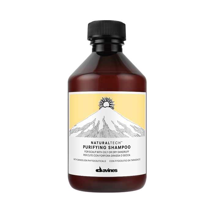 DAVINES NATURALTECH PURIFYING SHAMPOO 250 ml / 8.45 Fl.Oz