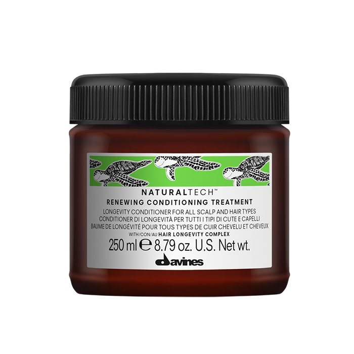 DAVINES NATURALTECH RENEWING  CONDITIONING TREATMENT 250 ml / 8.45 Fl.Oz