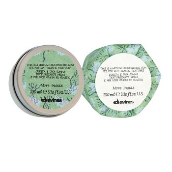 DAVINES MORE INSIDE MEDIUM HOLD FINISHING GUM 75 ml / 2.69 Fl.Oz