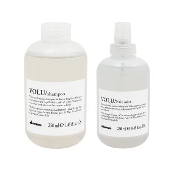 KIT DAVINES - ESSENTIAL CAPELLI FINI
