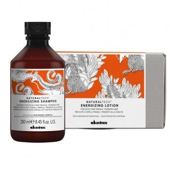KIT DAVINES - NATURALTECH ANTICADUTA IN FIALE