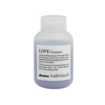 DAVINES ESSENTIAL HAIRCARE LOVE SMOOTH SHAMPOO 75 ml / 2.50 Fl.Oz