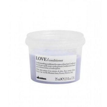 DAVINES ESSENTIAL HAIRCARE LOVE SMOOTH CONDITIONER 75 ml / 2.50 Fl.Oz