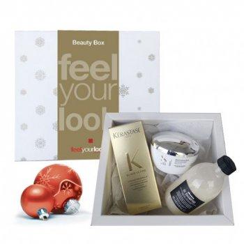 FEEL YOUR LOOK BEAUTY BOX - EXTRA SHINE