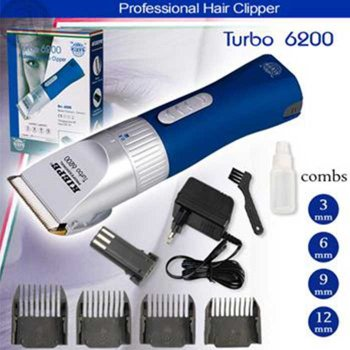 HAIR CLIPPER KIEPE TURBO 6200