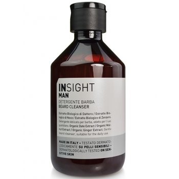 INSIGHT MAN BEARD CLEANSER 250 ml / 8.45 Fl.Oz
