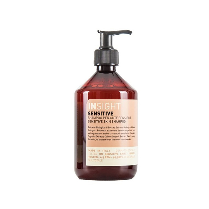 INSIGHT SENSITIVE SKIN SHAMPOO 400 ml / 13.50 Fl.Oz